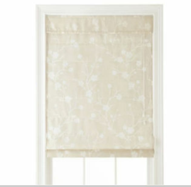 how to make lined roman shades
