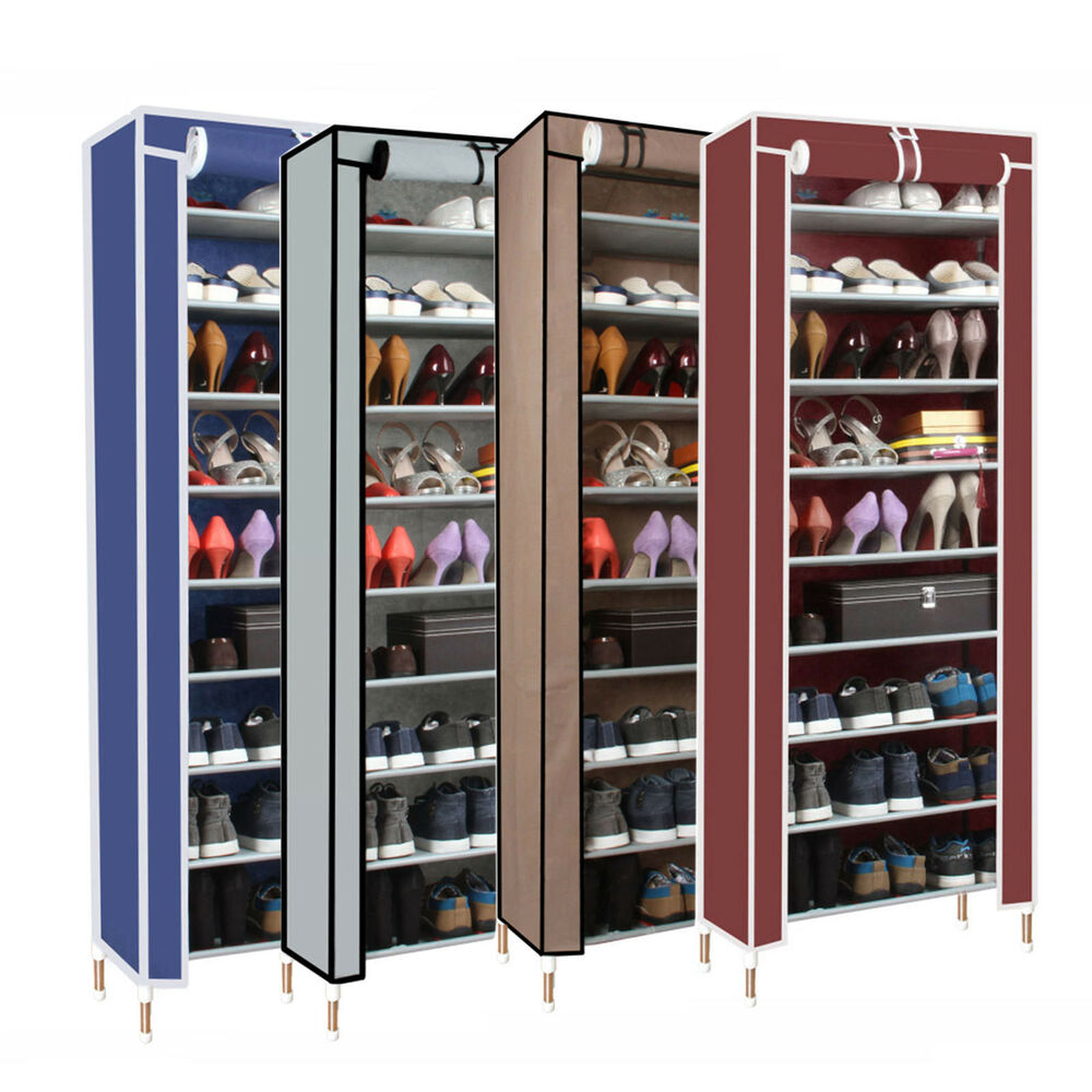 10 Pairs of Shoes in Your Shoe Rack