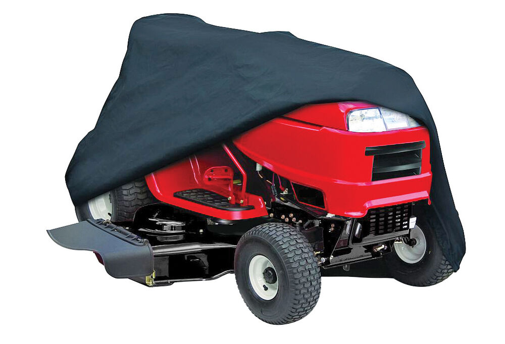 Storage Covers For Tractors : New ride on lawn mower tractor cover with very nice