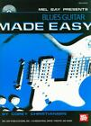Mel Bay Blues Guitar Made Easy, A, Corey Christiansen, Excellent, 2005-01-06,