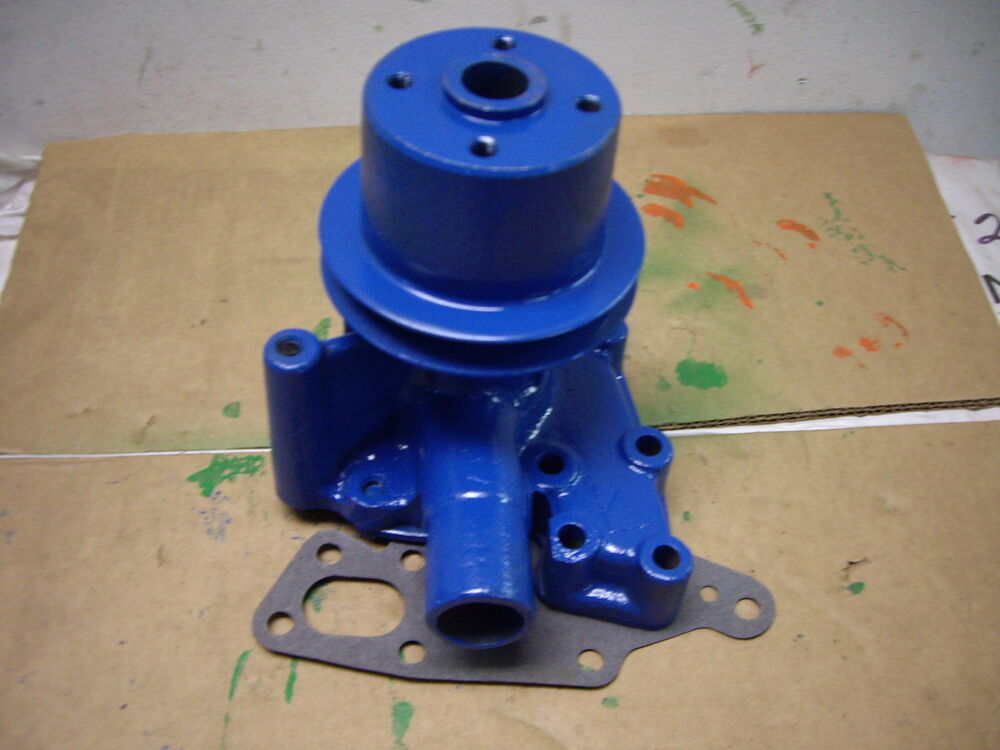 Ford 1600 Tractor Parts List : Ford tractor shibaura engine water pump ebay