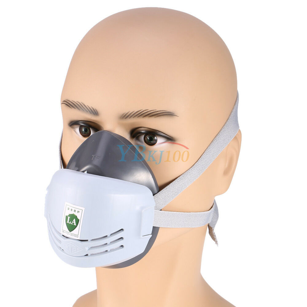 how to wear a respirator mask