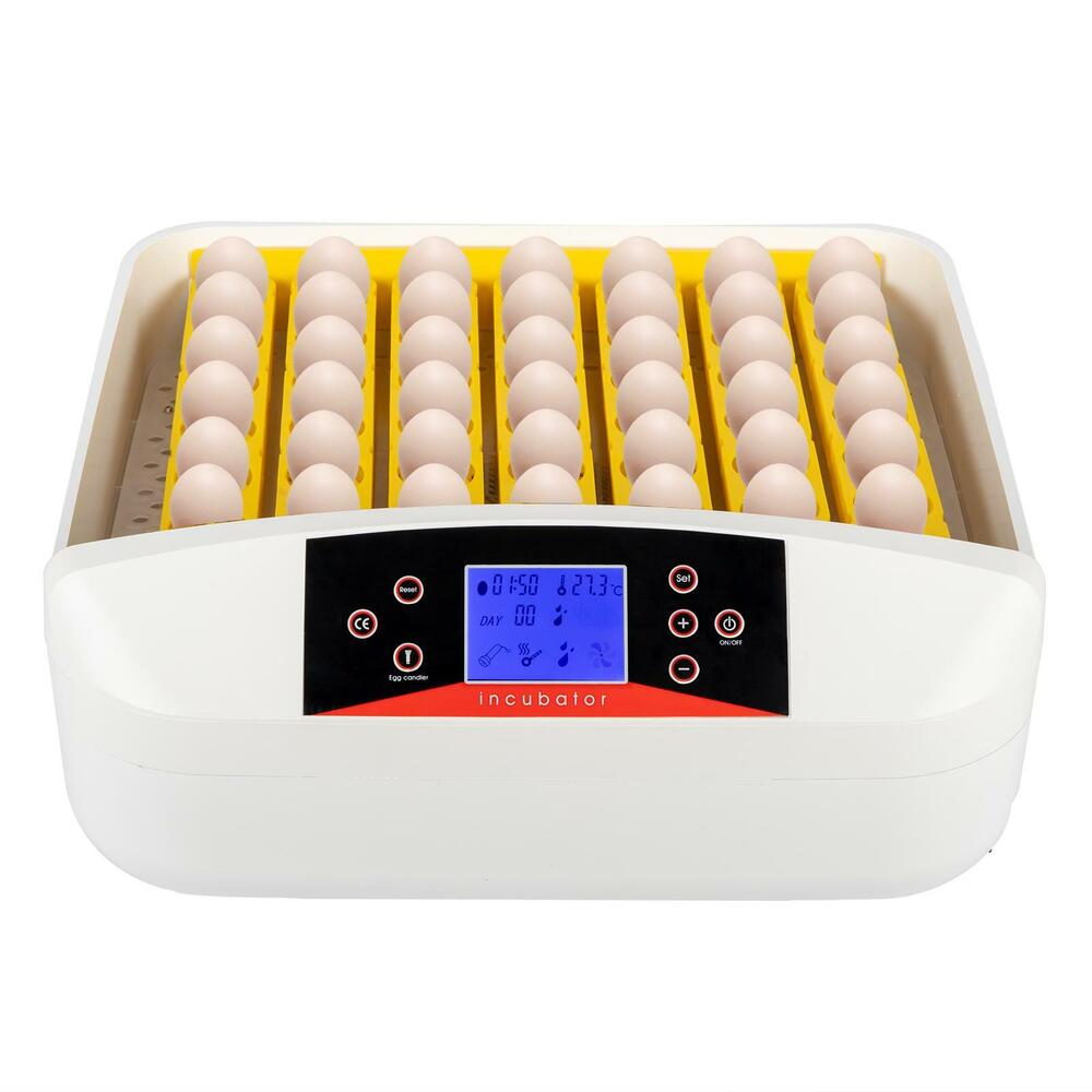 newest automatic 56 eggs hatching incubator with egg