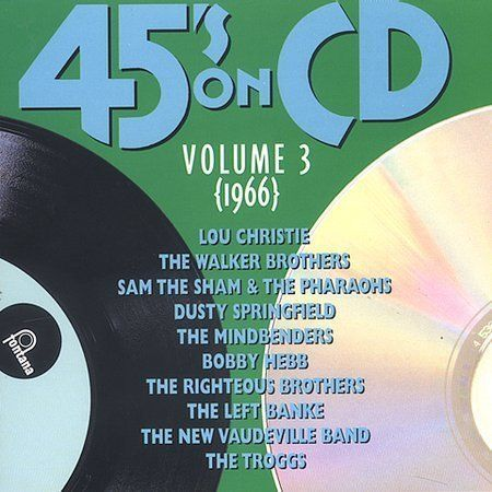 Various - 45's On CD Volume 1