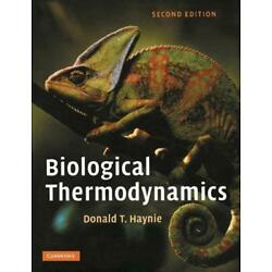 Biological Thermodynamics by Donald Haynie (English) Paperback Book