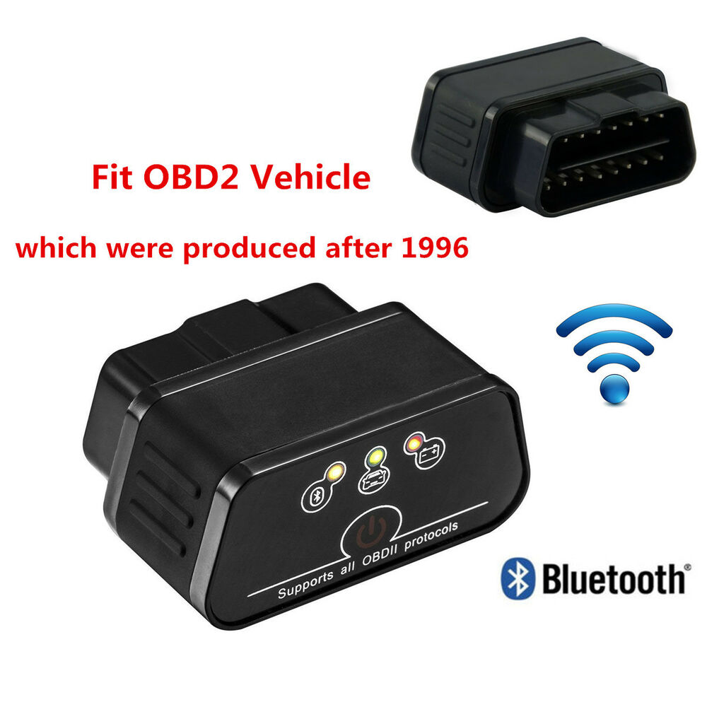 obd2 wifi elm327 bluetooth car diagnostic scanner reader. Black Bedroom Furniture Sets. Home Design Ideas