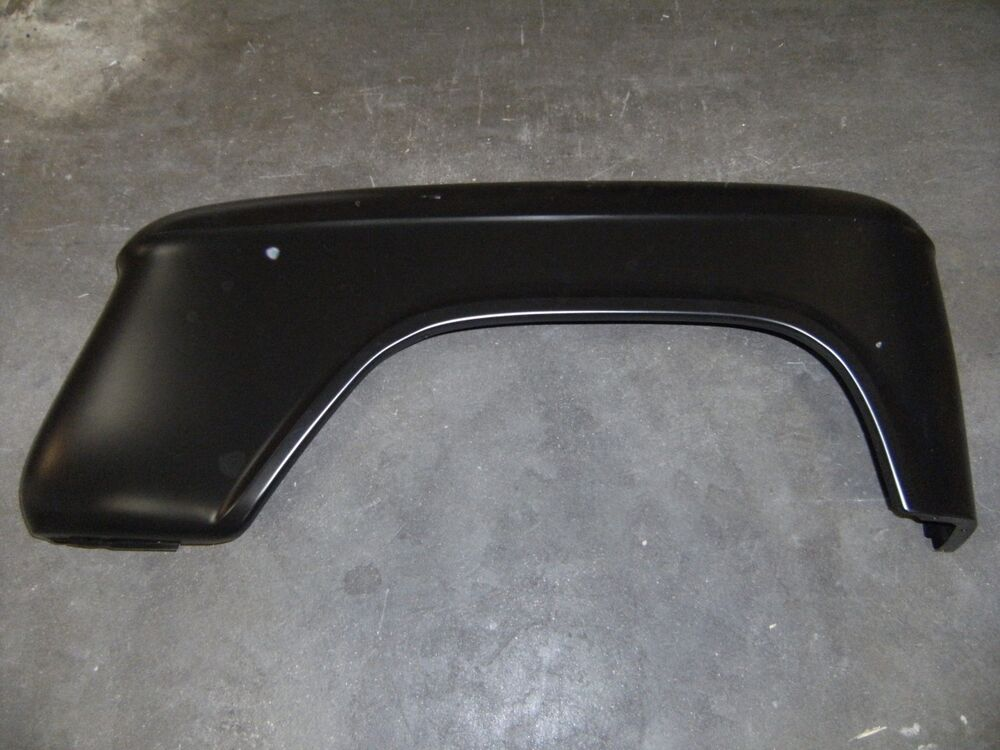 Truck Rear Fenders : To chevy pickup truck