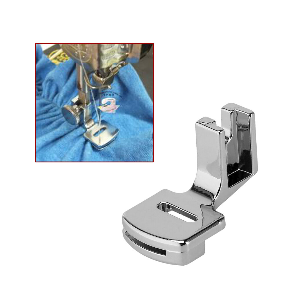 Ruffler Hem Presser Foot Supply For Sewing Machine Brother ...