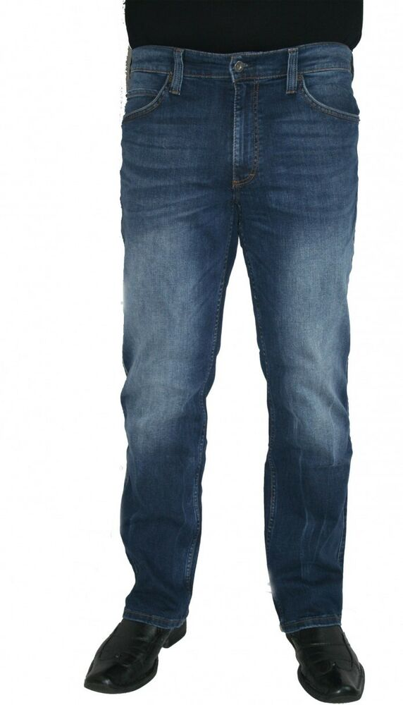 Mustang Stretch Jeans Tramper 111.5666.74 auch in extra lang stone   eBay 09230ab47b