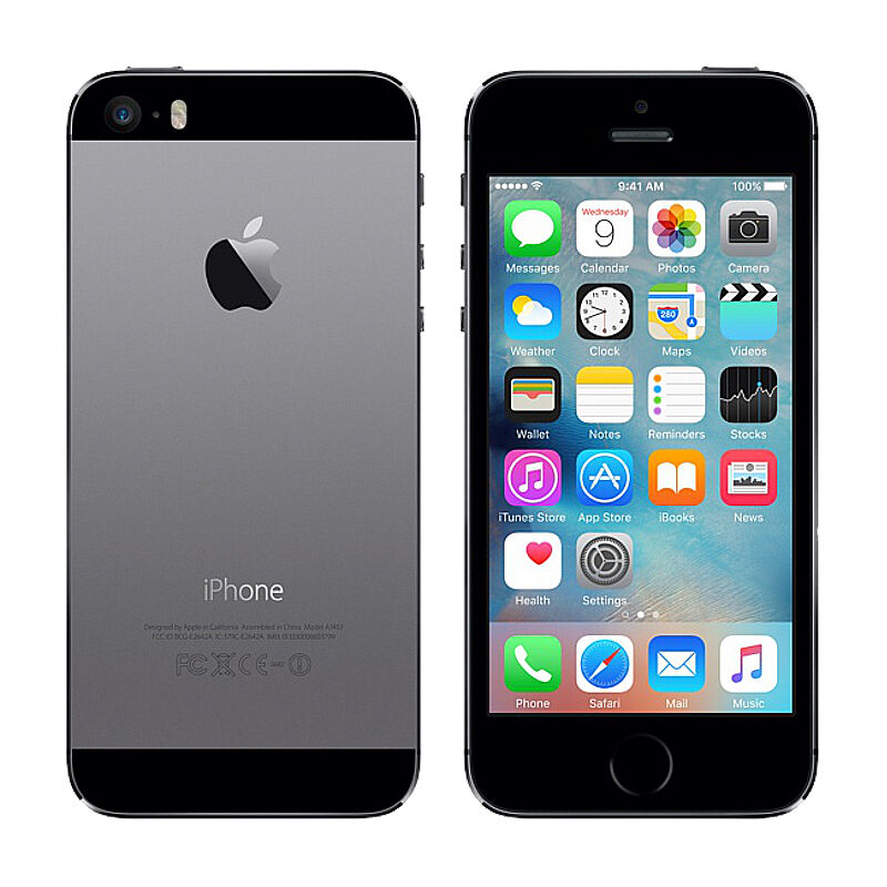 how long is an iphone 5s apple iphone 5s 16gb space gray unlocked smartphone 2166