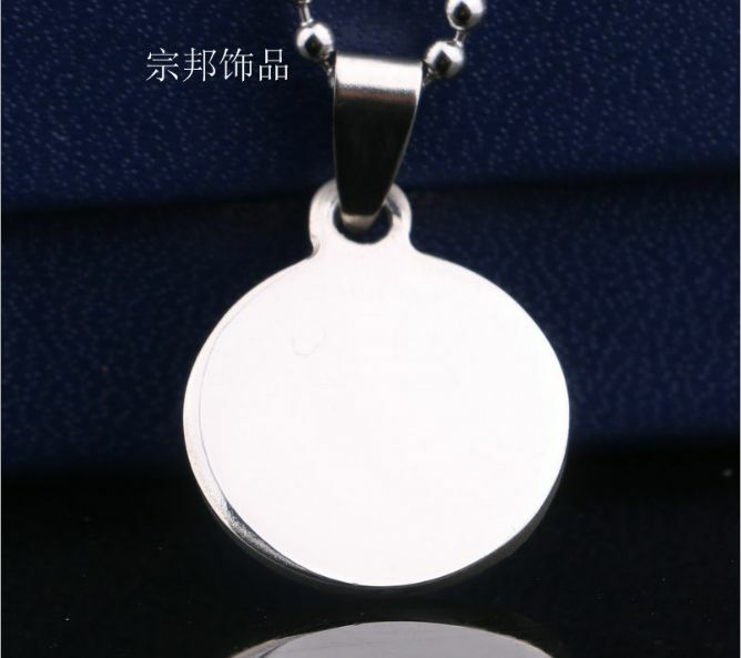 New Personalized Engraved Stainless Steel Dog Cat Tag Pet