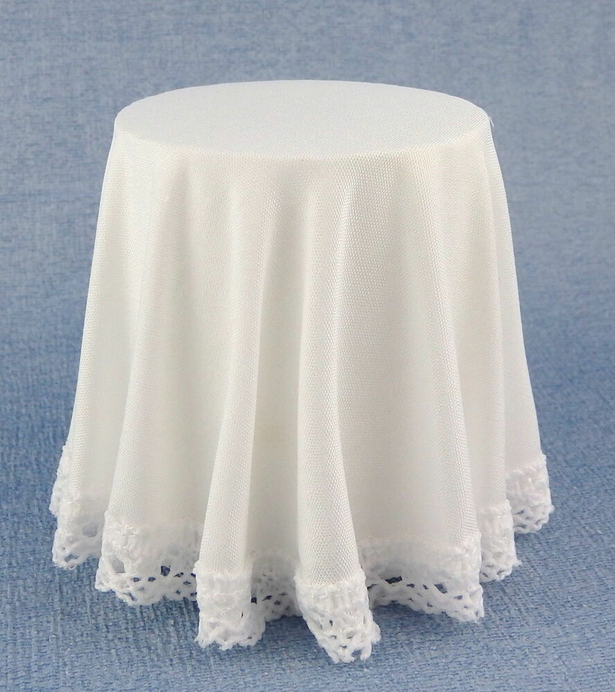 Melody Jane Dolls Houses Round Skirted Table with White  : s l1000 from www.ebay.co.uk size 888 x 1000 jpeg 121kB