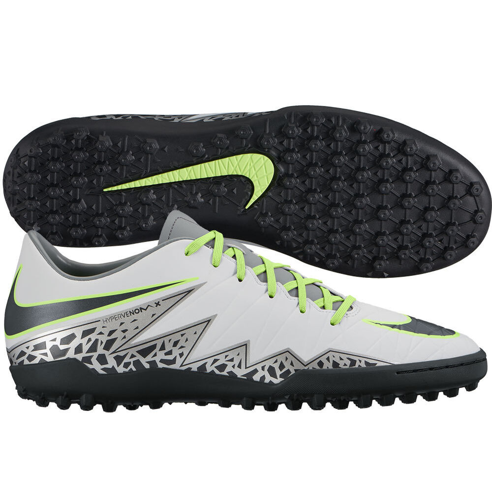Nike Black And Lime Green Shoes
