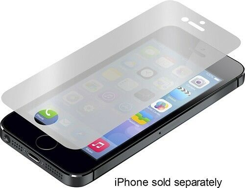 screen protector iphone 5s zagg invisibleshield mirror glass screen protector for 9221