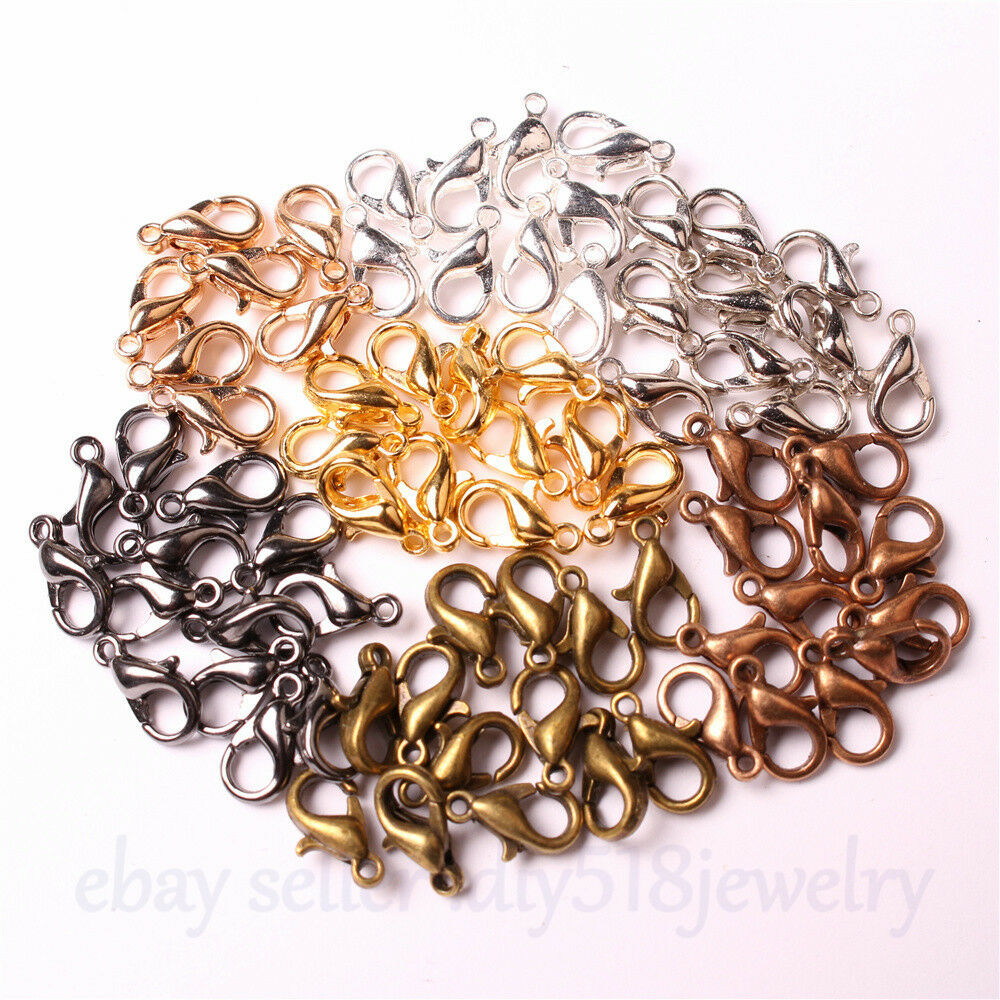 Wholesale High Quality Jewelry Finding Lobster Claw Clasps ...