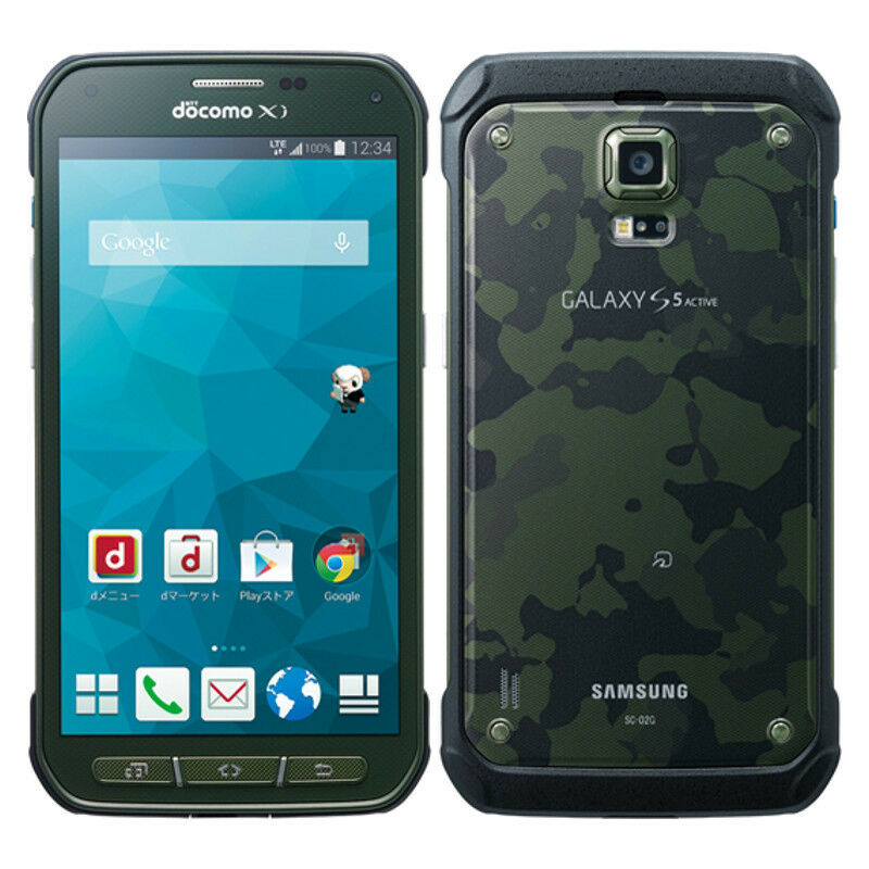 samsung galaxy s5 active 16gb camo green at t. Black Bedroom Furniture Sets. Home Design Ideas