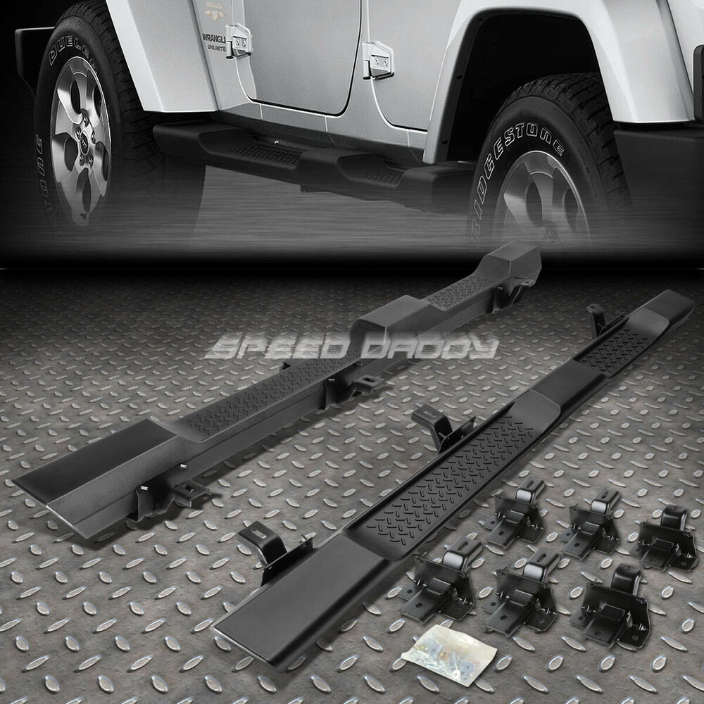 Oe Factory Style Side Step Running Board Nerf Bar For 07