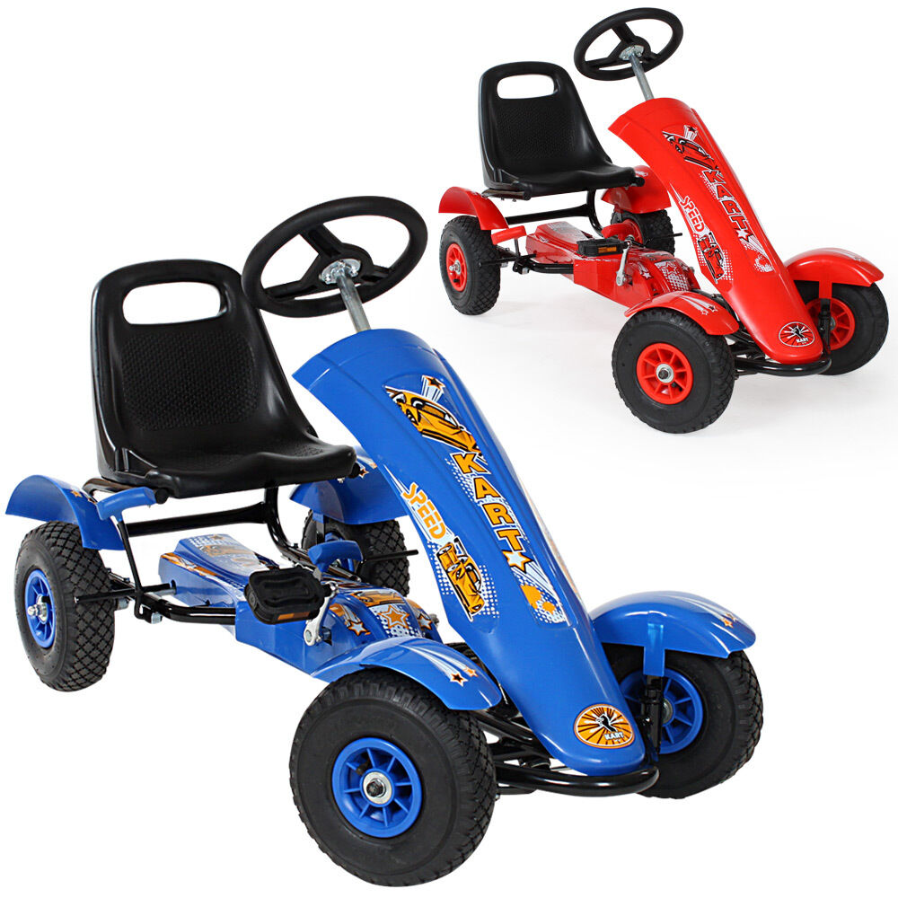 go kart rennkart gocart kinder tretauto cart gokart. Black Bedroom Furniture Sets. Home Design Ideas