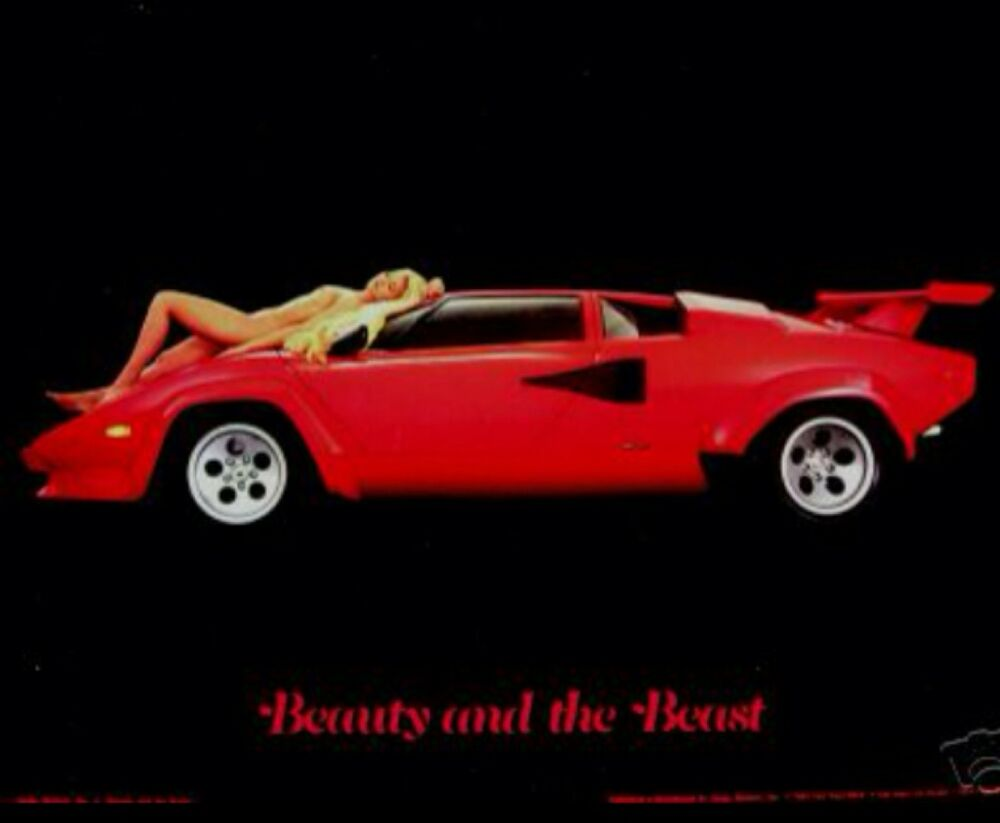 Lamborghini Quot Beauty And The Beast Quot From Its Original