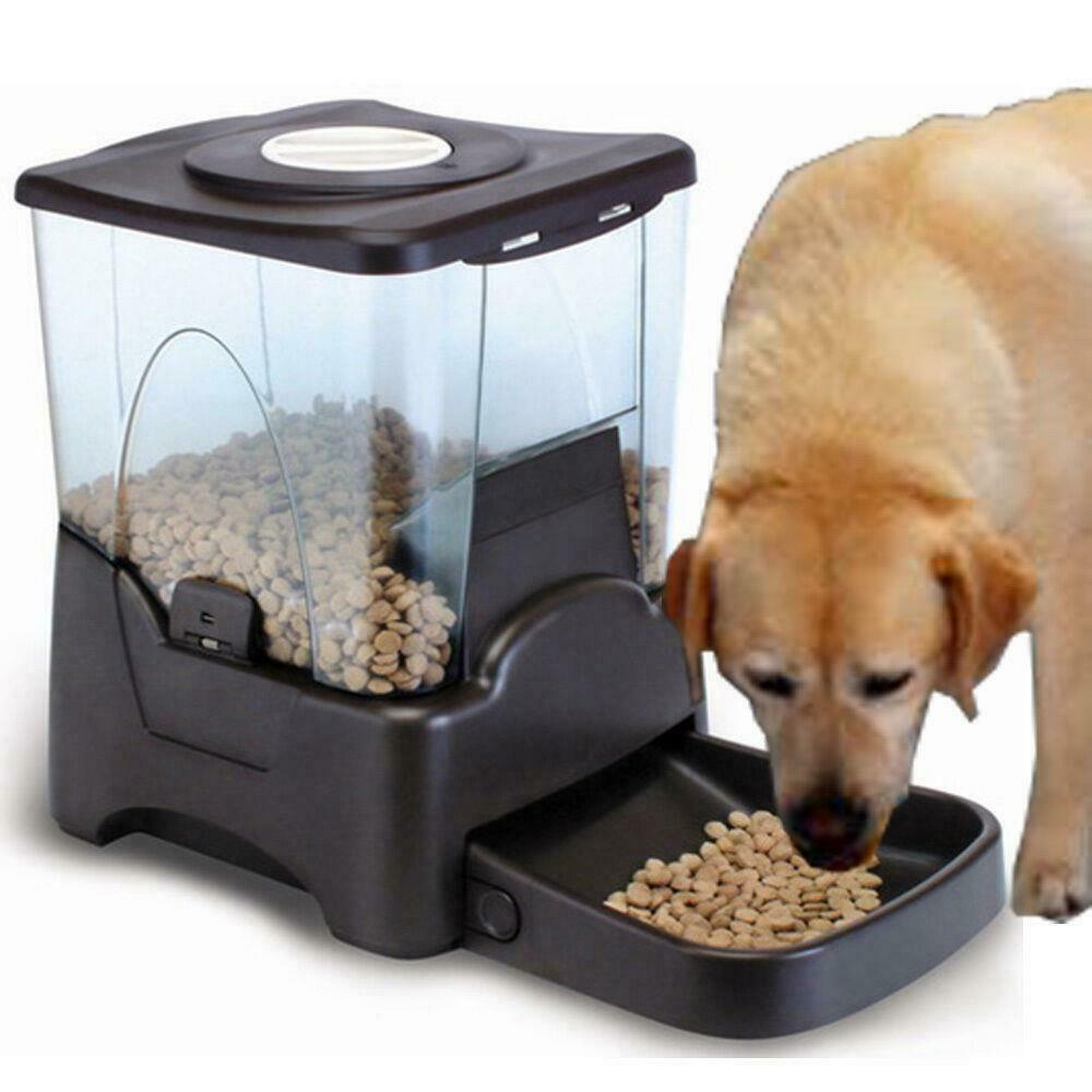 10l Lcd Display Programmable Portion Contro Automatic Pet