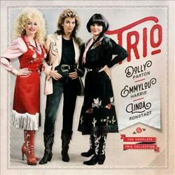 DOLLY PARTON/EMMYLOU HARRIS/TRIO (COUNTRY)/LINDA RONSTADT - THE COMPLETE TRIO CO