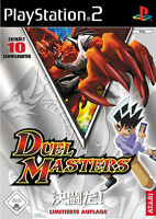 Duel Masters: Cobalt (Sony PlayStation 2, 2004, DVD-Box)