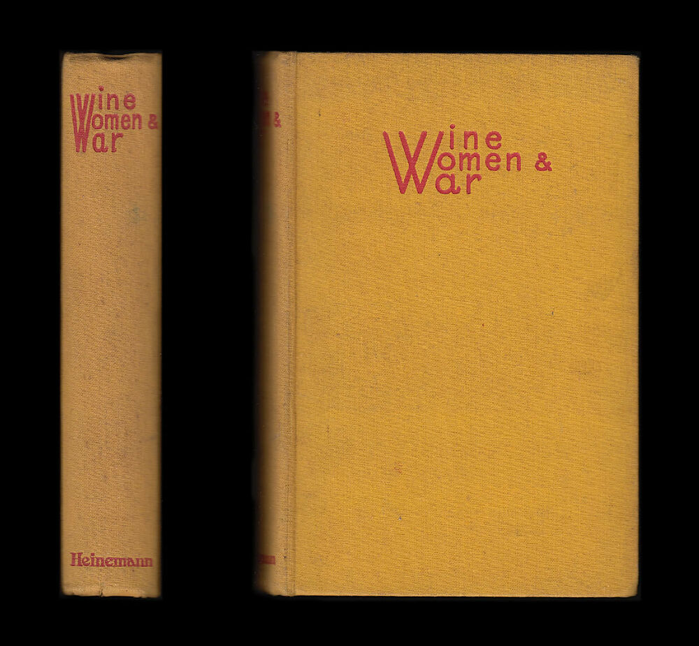 WINE WOMEN AND WAR Diary of Disillusionment 1917-19 AMERICAN EXPEDITIONARY  FORCE | eBay
