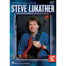 STEVE LUKATHER TOTO GUITAR LESSON *NEW* DVD