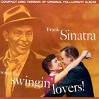 Songs for Swingin' Lovers! [Remaster] by Frank Sinatra (CD, Sep-1998, Capitol)