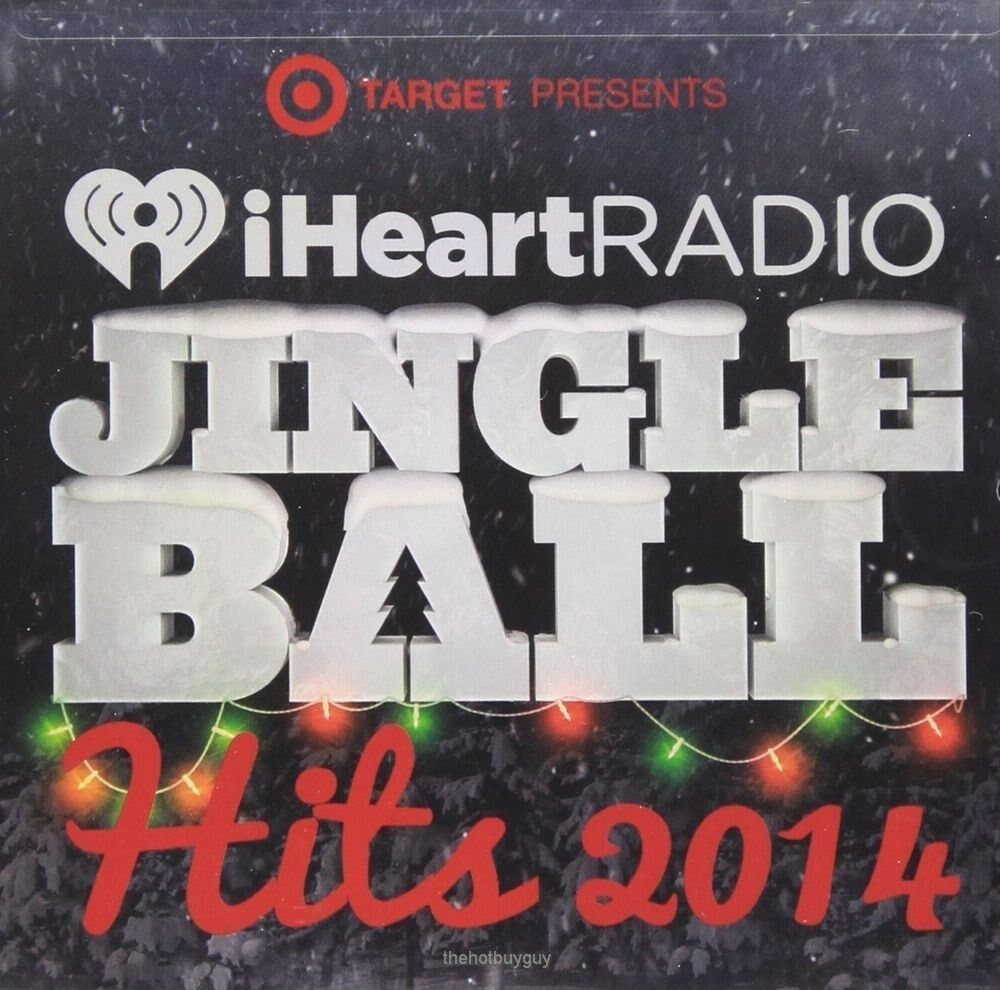 iHeartRadio Target Presents Jingle Ball Hits 2014 Christmas Holiday ...