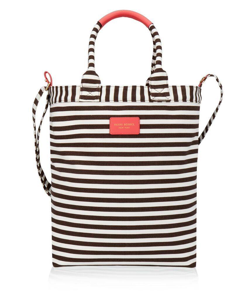 The collection of leather tote bags for women from Henri Bendel is totes stylish! Find your fave among a stunning selection of designer tote bags including ones with adjustable and removable straps! Henri Bendel.