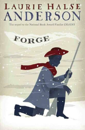 Forge by Laurie Halse Anderson (English) Hardcover Book Free Shipping!