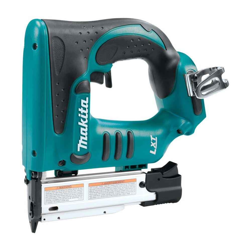 makita xtp01z 18v lxt lithium ion cordless pin nailer 23. Black Bedroom Furniture Sets. Home Design Ideas