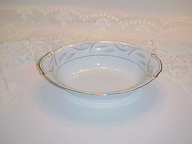 Valmont Fine China of Japan Royal Wheat Pattern Oval Vegetable Bowl | eBay
