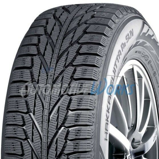 4 new 225 60 17 nokian hakkapeliitta r2 suv winter tires 2256017 ebay. Black Bedroom Furniture Sets. Home Design Ideas