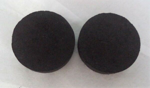 Charcoal Tablet for Incense Hookah, Hooka Shisha Pick 2 5 10 20 30 40 50 Tablets