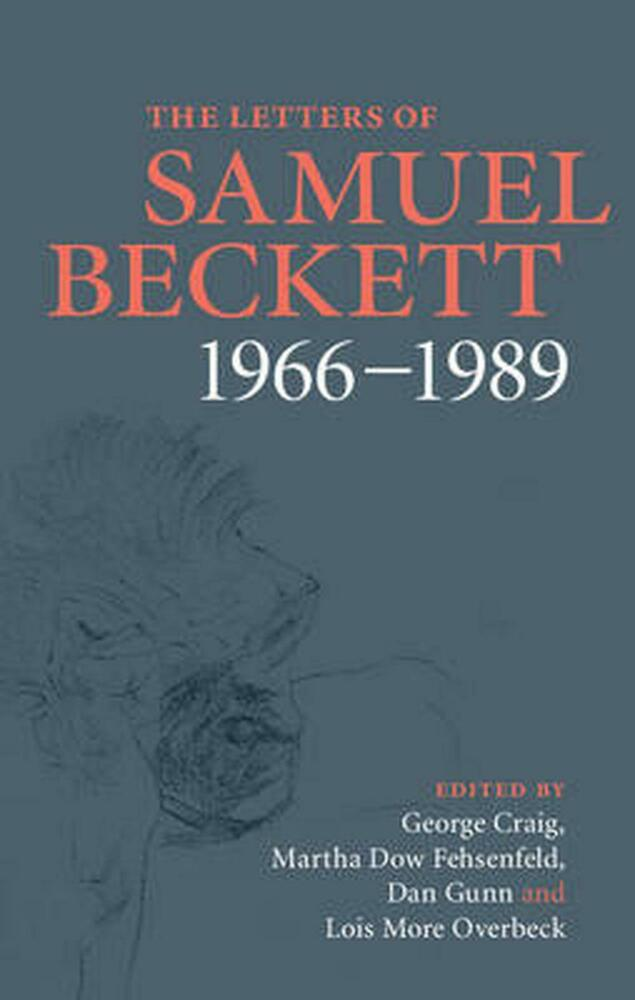 Letters Of Samuel Beckett Volume 60 6060 By Samuel Beckett Delectable Love Letter From Samu