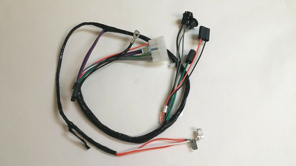 1965 Chevy Impala Ss Console Wiring Harness Automatic Transmission At Supersport