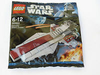 Lego Star Wars Set 30053 Republic Attack Cruiser  NEU OVP siehe auch Foto