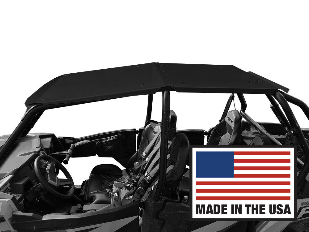 1 4 hard plastic rzr roof top xp4 xp 1000 4 turbo 900 4 seater polaris 2014 ebay. Black Bedroom Furniture Sets. Home Design Ideas