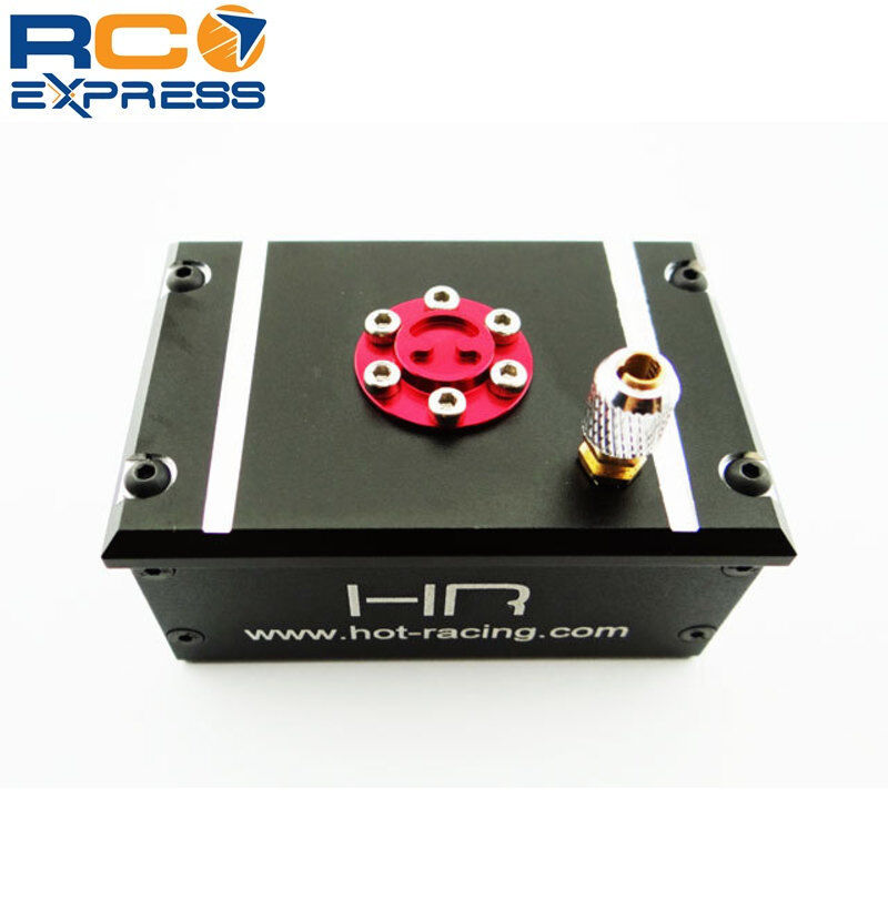 Hot Racing Axial Scx10 Aluminum Fuel Cell Replica Receiver