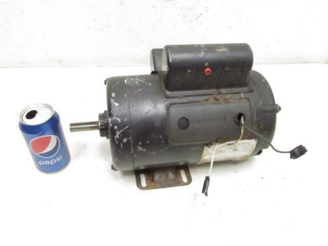 magnetek electric motor single phase 3450 rpm 4 hp table