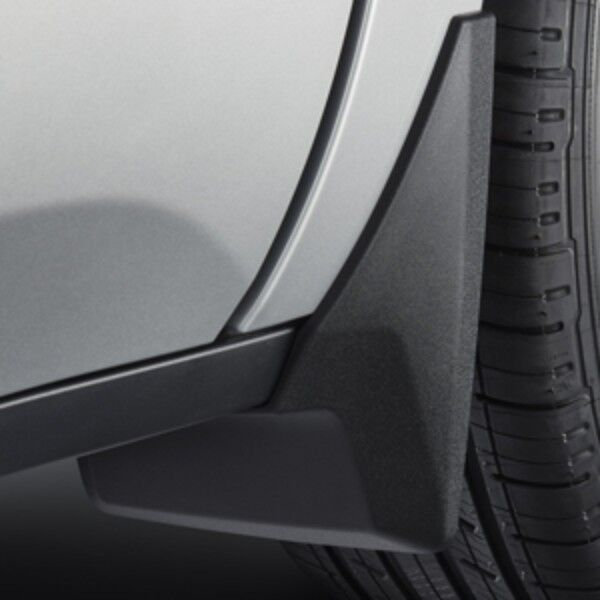 17 gmc acadia splash guards mud flaps front rear set. Black Bedroom Furniture Sets. Home Design Ideas