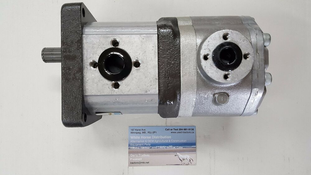 Kubota Hydraulic Pump : New kubota l hydraulic pump hyd shuttle