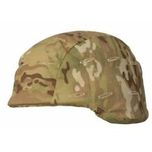 Tru Spec 5937004 PASGT Helmet Cover Medium/Large Multi-Cam Made With Kevlar