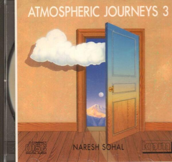 Naresh Sohal(CD Album)Atmospheric Journeys 3-New