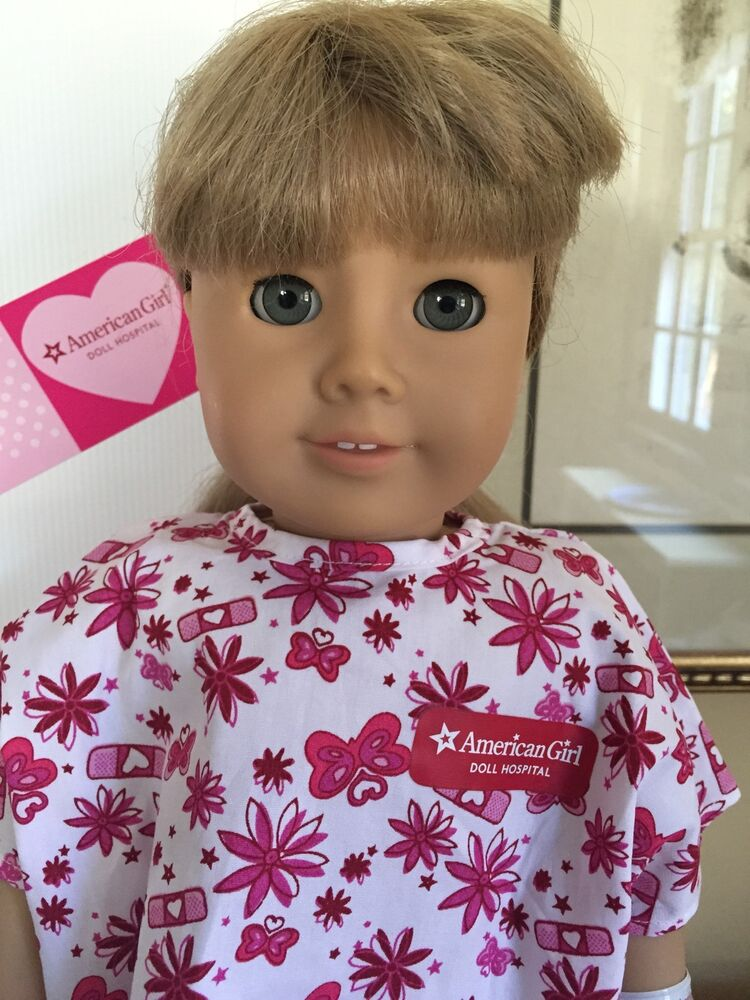 """American Girl Pleasant Company Kirsten 18"""" Doll Just Home"""