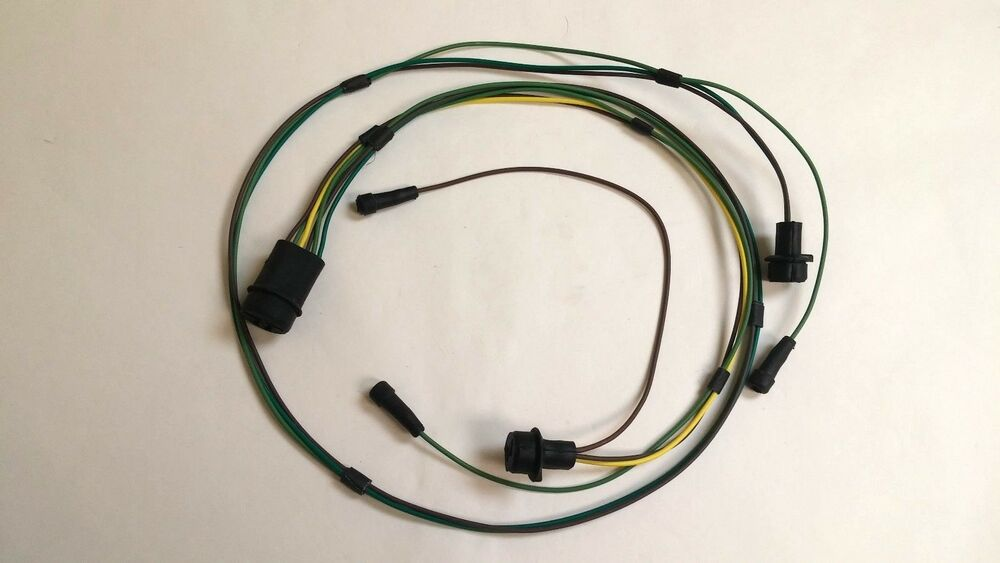 1967 chevy pick up truck stepside rear body light wiring Painless Wiring Harness Chevy Chevy S10 Wiring Harness Diagram