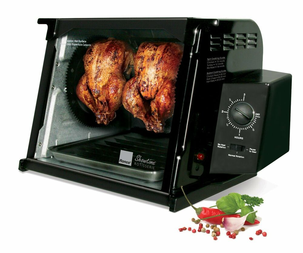 View and Download Ronco Showtime Series instructions & recipes online. Showtime Series Kitchen Appliances pdf manual download. Also for: Showtime series, Showtime series, Showtime series, Showtime rotisserie series.