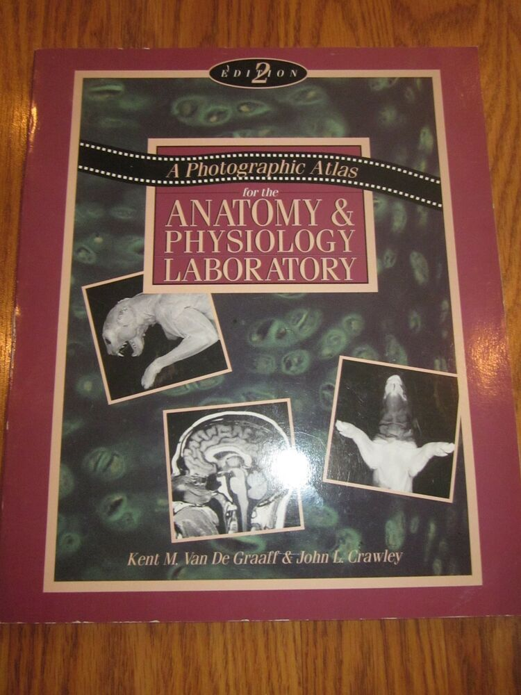 A Photographic Atlas for the Anatomy & Physiology Laboratory(1994 pb ...